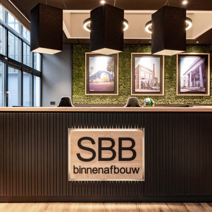SBB Binnenafbouw - Voskuilen Interieur